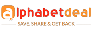 Alphabet Deal Coupon Logo